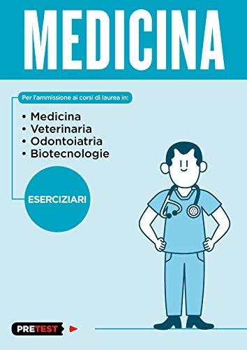 Medicina. Eserciziari (Pretest)