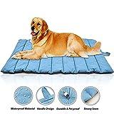 Leegoal Hund Sleeping Pad, Wasserabweisend Bequemes Haustierbett Mats Katze, Hund, Nicht klebende Rolle bis große Hunde Nicht Bett Decken Indoor Outdoor Verwendung