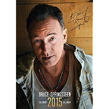 Bruce Springsteen 2015 Calendar