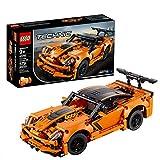 Lego 42093 Technic Chevrolet Corvette ZR1, bunt - LEGO