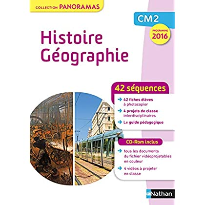 Histoire-Géographie CM2