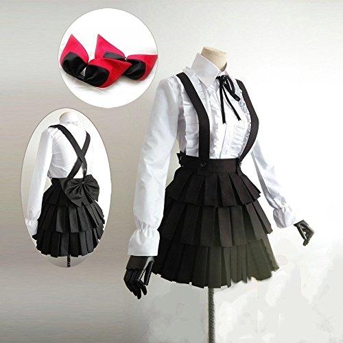 Skylynn--Anime DATE A LIVE cosplay Kostüme Itsuka Kotori cosplay Spielzeug,Mailen Sie uns Ihre Größe (S 150-155cm) (Kotori Cosplay Kostüm)