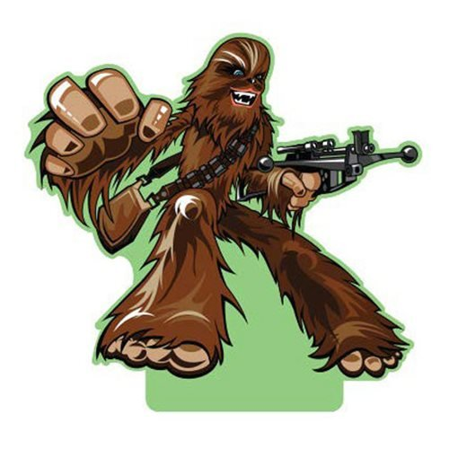 Ufficiale Star Wars Chewbacca stand Up deodorant