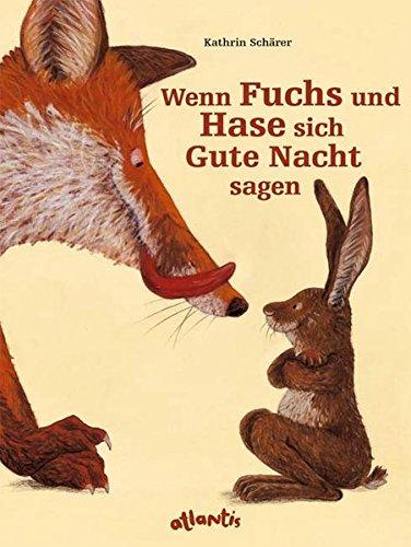 Wenn Fuchs und Hase sich Gute Nacht - Nacht Sicherheit