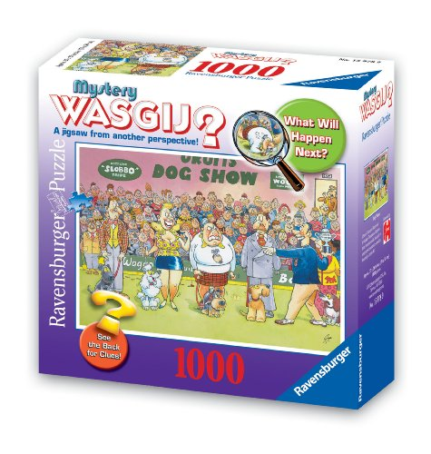 Imagen principal de Wasgij 1000 Pv Mystery Puzzle - Dog Show