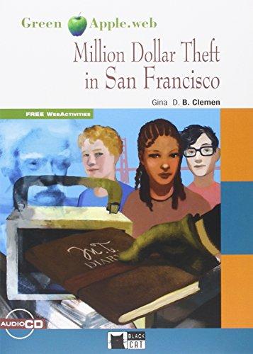 MILLION DOLLAR THEFTH IN SAN FRANCISCO CD APP: 000001 (Black Cat. Green Apple) - 9788468233192