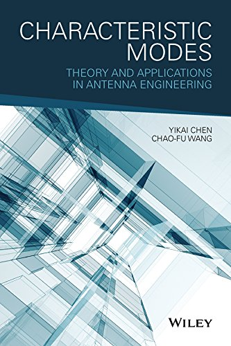 Characteristic Modes: Theory and Applications in Antenna Engineering (English Edition)