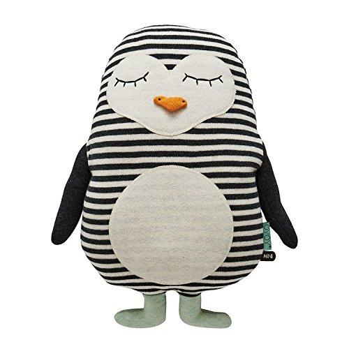OYOY Living Kissen und Kuscheltier PINGO der Pinguin
