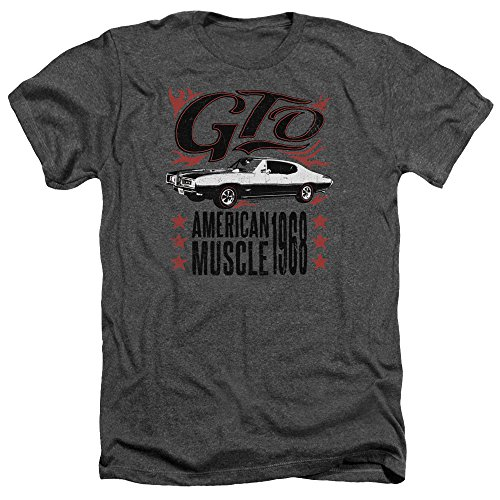 pontiac-mens-gto-flames-heather-t-shirt-large-charcoal