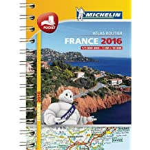 Mini Atlas France 2016 Michelin