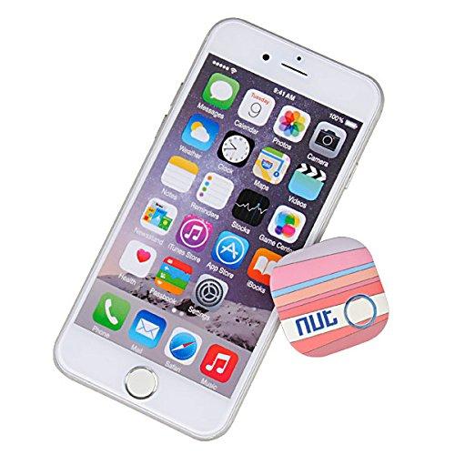 Case Full Body AMOUR MEI aviation en alliage d'aluminium pour l'iPhone 6 Plus argent