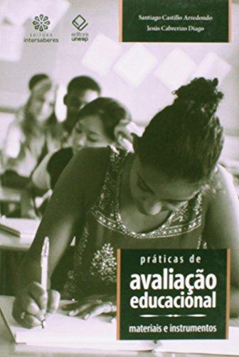 Práticas de Avaliação Educacional. Materiais e Instrumentos