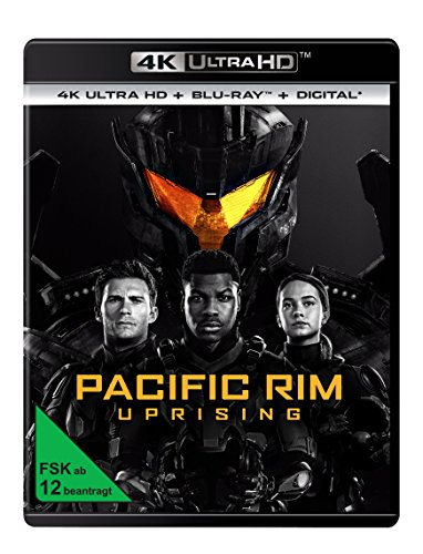 Pacific Rim 2: Uprising - Ultra HD Blu-ray [4k + Blu-ray Disc]