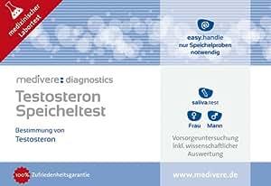 Speicheltest Testosteron