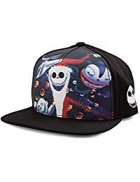 The Nightmare Before Christmas Jacked Christmas Snapback Baseball Cap
