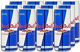 Red Bull Energy Drink, 12er Pack, EINWEG (12 x 250 ml)