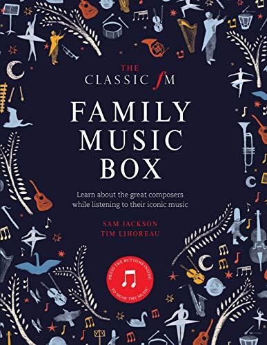 CLASSIC FM FAMILY MUSIC BOX (Beethoven-music Box)