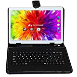 ACEPAD A96 10 Zoll Tablet PC 3G 48GB Android 7.0 Nougat IPS HD 1280x800 Quad Core WIFI WLAN USB SD