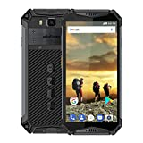 Ulefone Armor 3-5.7 inch FHD Outdoor 4G Smartphone,10300mAh Battery, 4GB+64GB Android 8.1 Black