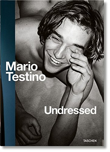 Mario Testino Undressed por Taschen