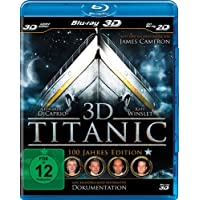 Titanic 3D: Die 100 Jahres Edition