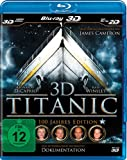 Titanic 3D: Die 100 Jahres Edition [Blu-ray 3D inkl. 2D]