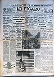 figaro le n? 7549 du 06 12 1968 tempete sur la jordanie par cuau moyen orient precaire retour au calme dans une situation explosive manifestation de protestation en irak represailles israelienne a naplouse les confederations ouvrieres les greve