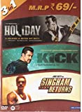 HOLIDAY - KICK - SINGHAM RETURNS