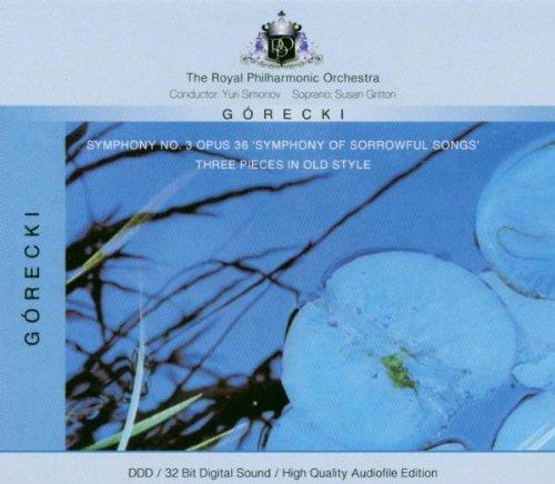 Gorecki: Symphony No.3, Opus 36