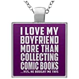 Best Sterling Book Boyfriends - I Love My Boyfriend More Than Collecting Comic Review