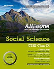 All In One Social Science class Class 9 2019-20 (Old Edition)