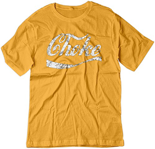 BSW  Herren T-Shirt Gr. Medium, Gold (Basketball Gm Gold)