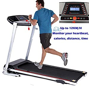 Sunyal Road Electric Folding Treadmill