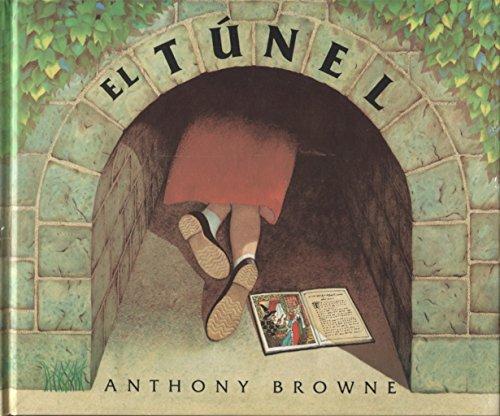 Tunel (Browne, a.),el (Especiales de a la Orilla del Viento) por Anthony Browne