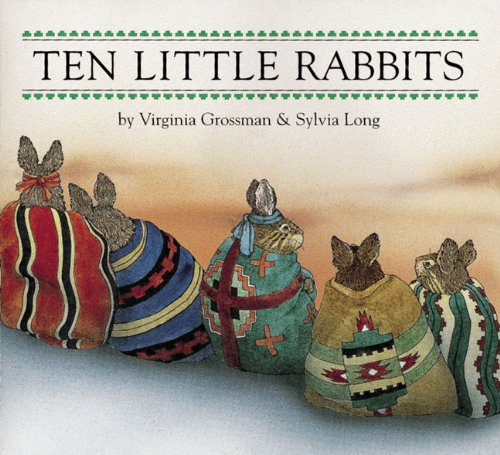 Ten Little Rabbits por Virginia Grossman