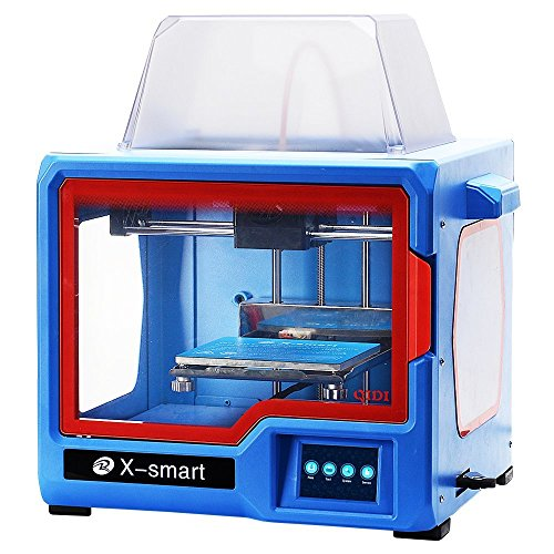QIDI TECHNOLOGY 3D Printer, New Model: X-smart, Fully Metal Structure, 3.5 Inch Touchscreen - 2