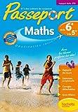Image de Passeport - Maths de la 6e à la 5 e