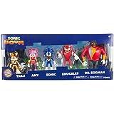 TOMY Sonic Coffret Multi Figurines, T22068