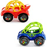 Oball Rattle & Roll Car (colours may vary)