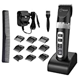 Best Hair Clippers - BESTOPE Professional Cordless Hair Clippers Rechargeable Hair Trimmer Review