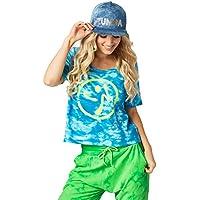 Zumba Fitness Z1t01306 T-Shirt Femme