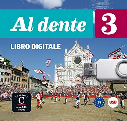 Al dente 3 (B1): Libro digitale USB 3.0