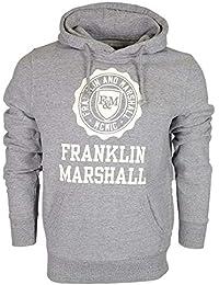 b7aafa5a450 Franklin   Marshall Sudadera para Hombre Capucha 3 Colores Art. ...