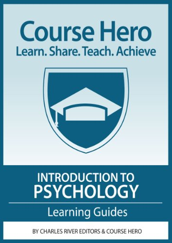 Introduction to Psychology: The Definitive Learning Guide (English Edition)