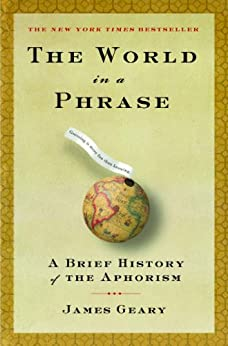 The World in a Phrase par [Geary, James]