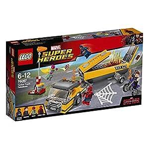 Lego Marvel Super Heroes 76067–Attacco al camion cisterna