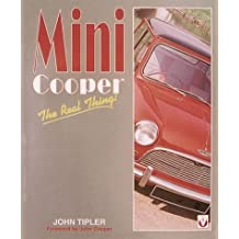 Mini Cooper: The Real Thing! by John Tipler (1994-07-02)