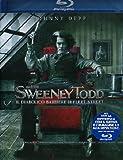 Sweeney Todd - Il diabolico barbiere di Fleet Street [Blu-ray] [Import italien]