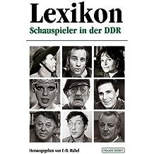 Lexikon: Schauspieler in der DDR