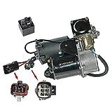 Luftfederung Kompressor und Relais LR072537